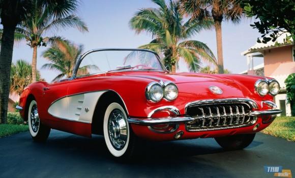 Klasik Spor Arabalar Teması Ekran Görüntüleri - 2