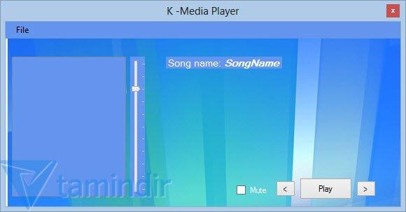 KMedia Player Ekran Görüntüleri - 1