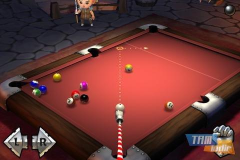Knight Pool Ekran Görüntüleri - 2