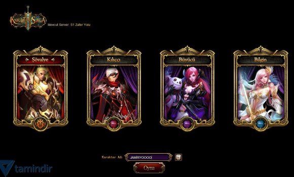 Knight Saga Ekran Görüntüleri - 5