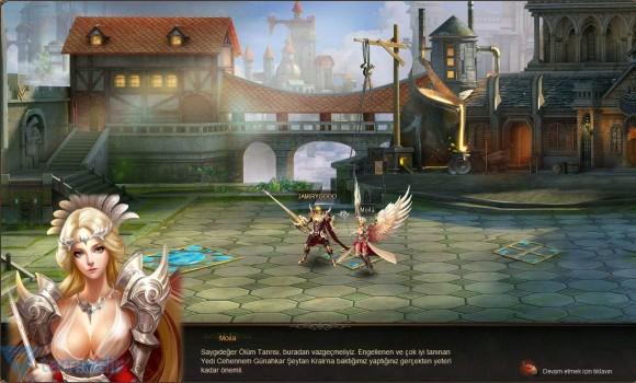 Knight Saga Ekran Görüntüleri - 4