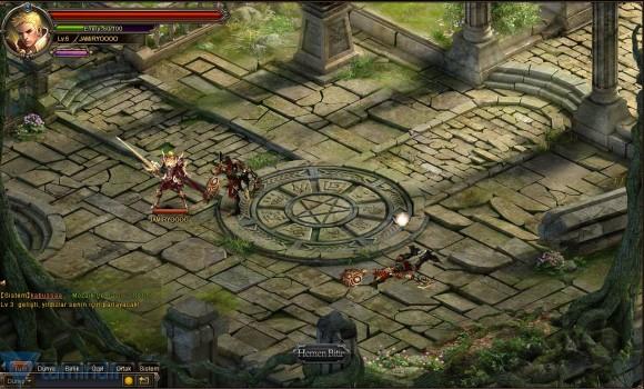 Knight Saga Ekran Görüntüleri - 1