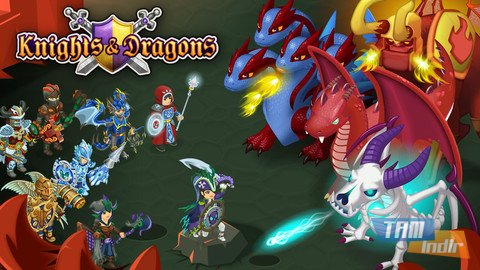 Knights & Dragons Ekran Görüntüleri - 1