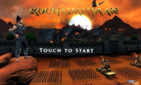 Kochadaiiyaan:Reign of Arrows Ekran Görüntüleri - 7