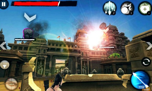 Kochadaiiyaan:Reign of Arrows Ekran Görüntüleri - 6