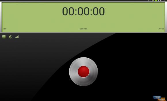 Konusma ve Ses kayıt - ASR Ekran Görüntüleri - 1