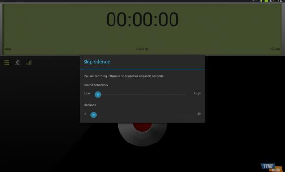 Konusma ve Ses kayıt - ASR Ekran Görüntüleri - 2