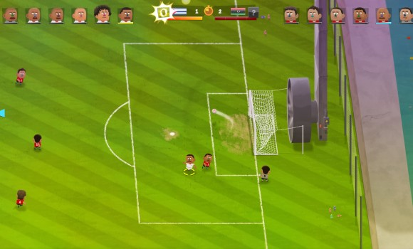 Kopanito All-Stars Soccer Ekran Görüntüleri - 6