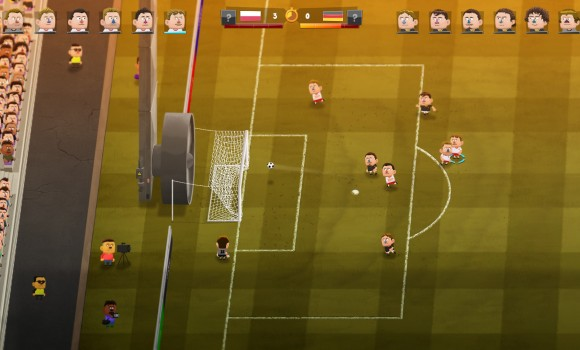 Kopanito All-Stars Soccer Ekran Görüntüleri - 2