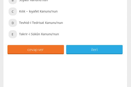 KPSS YARIŞMASI Ekran Görüntüleri - 5