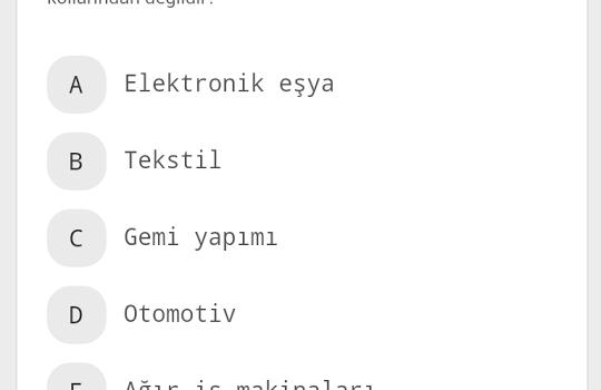 KPSS YARIŞMASI Ekran Görüntüleri - 2
