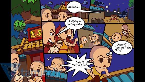 Kung Fu Master - The 18 Bronzemen Ekran Görüntüleri - 4