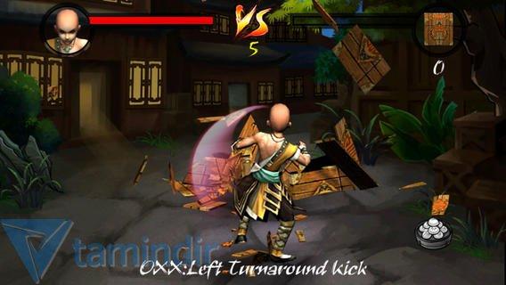 Kung Fu Master - The 18 Bronzemen Ekran Görüntüleri - 3