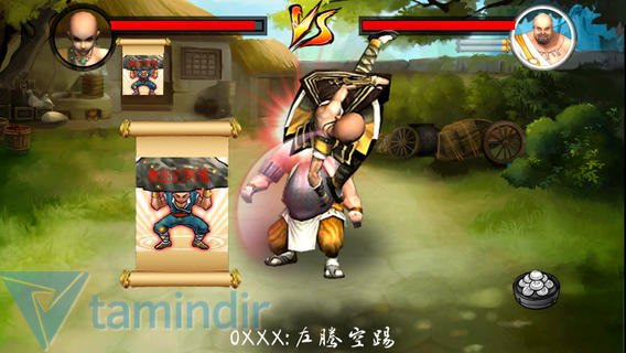 Kung Fu Master - The 18 Bronzemen Ekran Görüntüleri - 2
