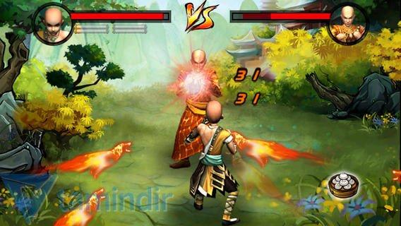 Kung Fu Master - The 18 Bronzemen Ekran Görüntüleri - 1