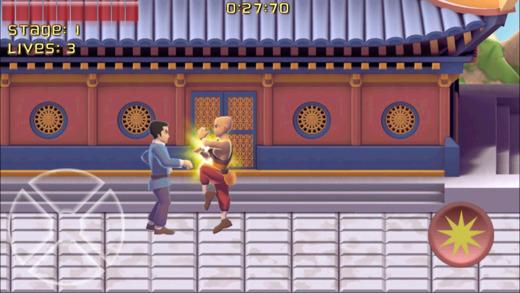 Kung Fu Monk Ekran Görüntüleri - 3