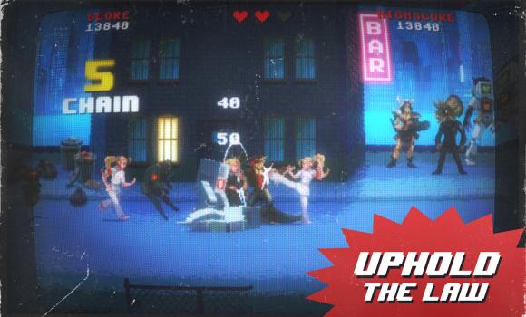 Kung Fury: Street Rage Ekran Görüntüleri - 4