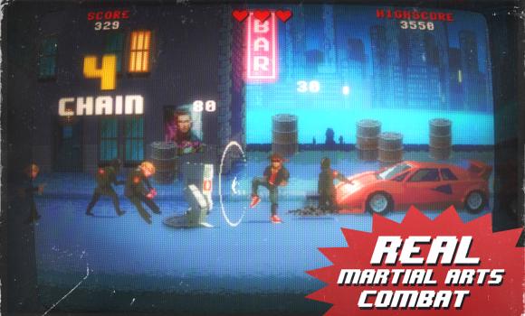 Kung Fury: Street Rage Ekran Görüntüleri - 2