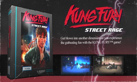 Kung Fury: Street Rage Ekran Görüntüleri - 1