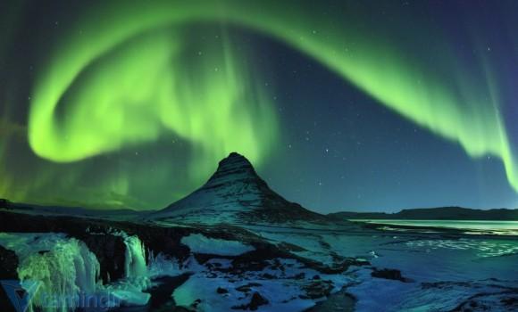 Kuzey Işıkları Teması Ekran Görüntüleri - 3