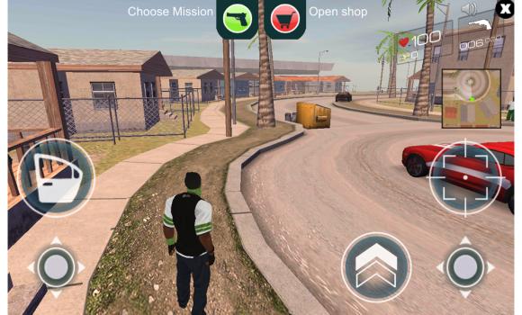 LA GANGWAR SIMULATOR 3D Ekran Görüntüleri - 4