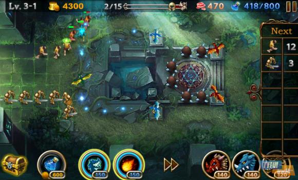 Lair Defense: Dungeon Ekran Görüntüleri - 1
