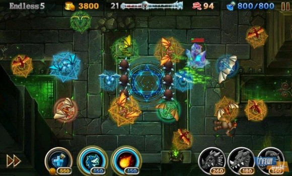 Lair Defense: Shrine Ekran Görüntüleri - 4