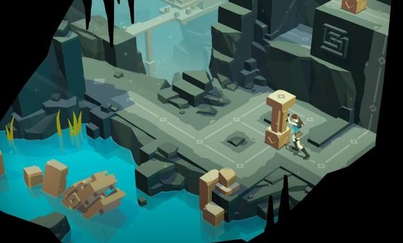 Lara Croft GO Ekran Görüntüleri - 3