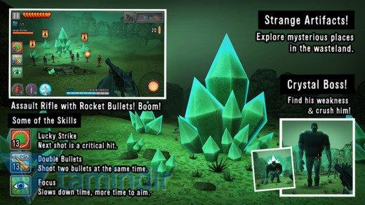 Last Hope - Zombie Sniper 3D Ekran Görüntüleri - 1