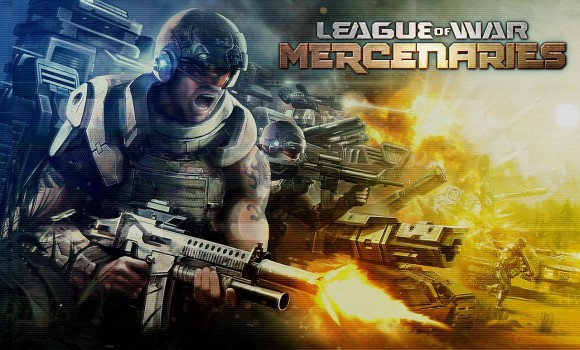 League of War: Mercenaries Ekran Görüntüleri - 2