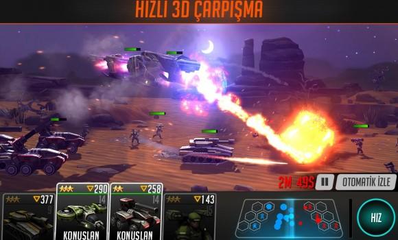 League of War: Mercenaries Ekran Görüntüleri - 5