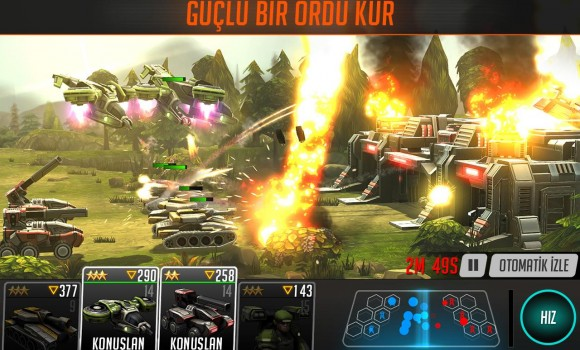 League of War: Mercenaries Ekran Görüntüleri - 4