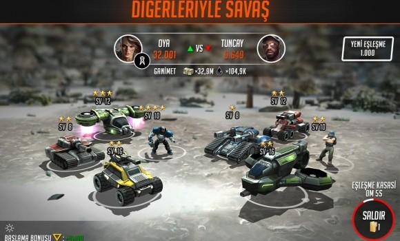 League of War: Mercenaries Ekran Görüntüleri - 3