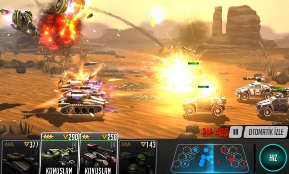 League of War: Mercenaries Ekran Görüntüleri - 1