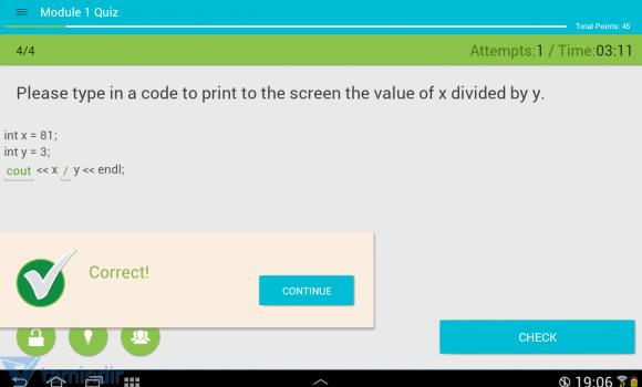 Learn C++ Ekran Görüntüleri - 1