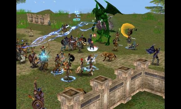 Legend of Ares Ekran Görüntüleri - 1