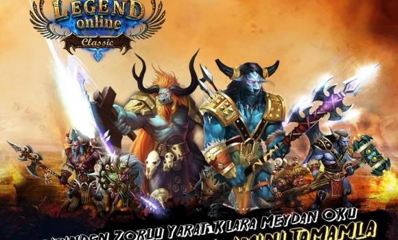 Legend Online Classic Ekran Görüntüleri - 3