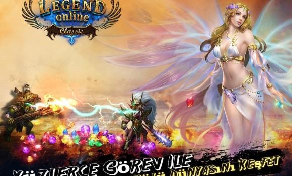 Legend Online Classic Ekran Görüntüleri - 2