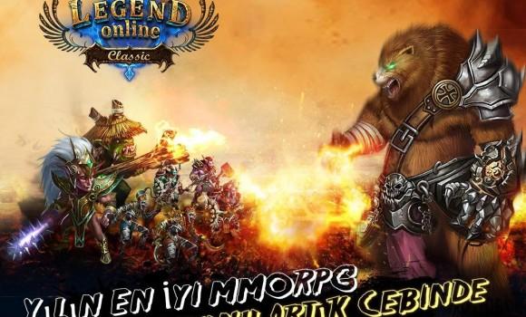 Legend Online Classic Ekran Görüntüleri - 1