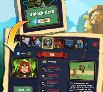 Legends TD Ekran Görüntüleri - 3
