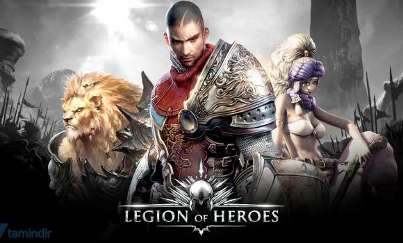 Legion of Heroes Ekran Görüntüleri - 4