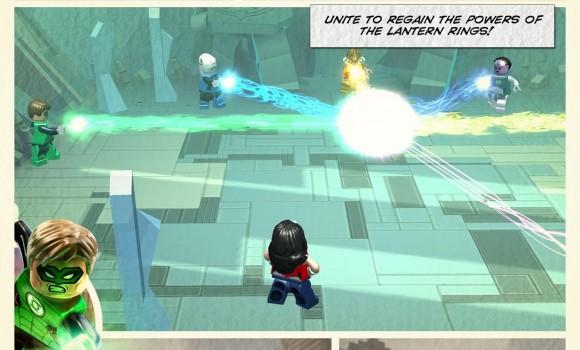 LEGO Batman: Beyond Gotham Ekran Görüntüleri - 5