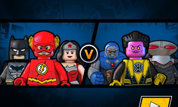 LEGO DC Super Heroes Ekran Görüntüleri - 4
