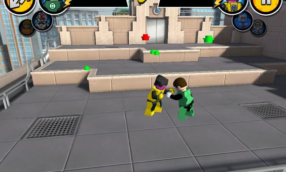LEGO DC Super Heroes Ekran Görüntüleri - 3