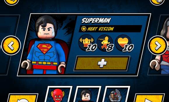 LEGO DC Super Heroes Ekran Görüntüleri - 1