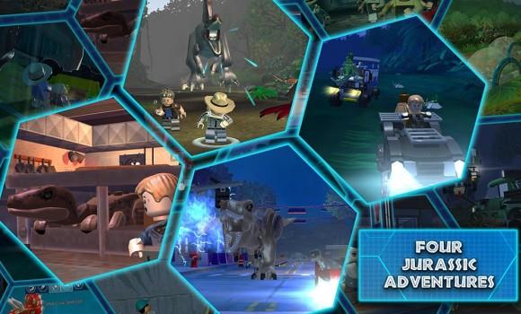 LEGO Jurassic World Ekran Görüntüleri - 4