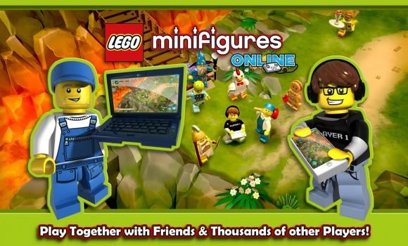 LEGO Minifigures Online Ekran Görüntüleri - 1