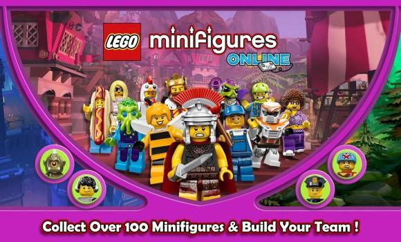 LEGO Minifigures Online Ekran Görüntüleri - 4