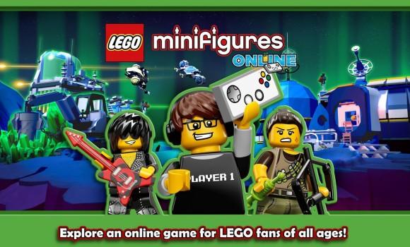 LEGO Minifigures Online Ekran Görüntüleri - 5