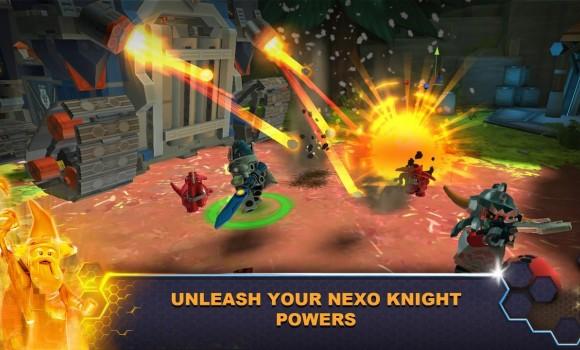 LEGO Nexo Knight: Merlok Ekran Görüntüleri - 4